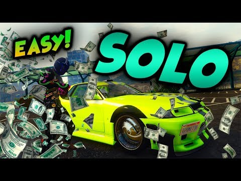 DOPEST MONEY GLITCH*DUPE 10 CARS AT ONCE*WORKAROUND*GTA 5 ONLINE CAR