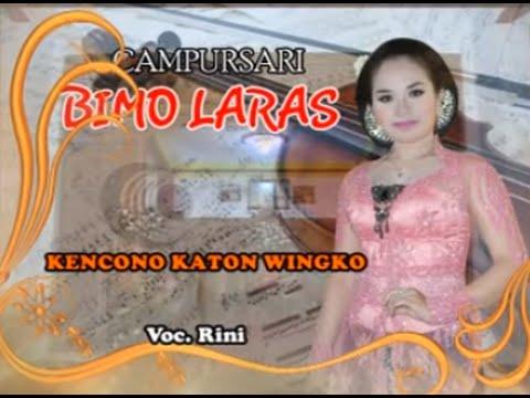 Lirik Lagu KENCONO KATON WINGKO Langgam Karawitan Campursari - AnekaNews.net