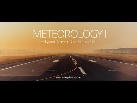 Meteorology I