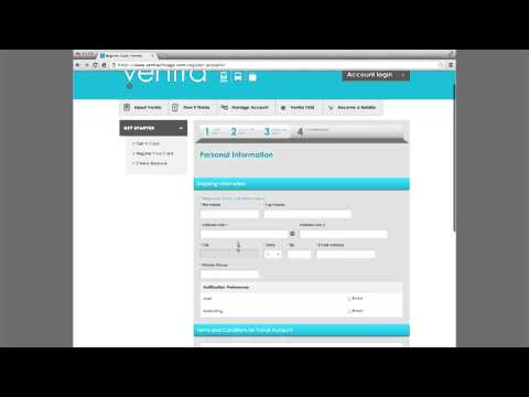 CTA How-To Videos: Registering a Ventra Card