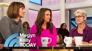 Woman Accusing Trump Of Groping Her: 'I Would Like To See That He's Not Teflon' | Megyn Kelly TODAY