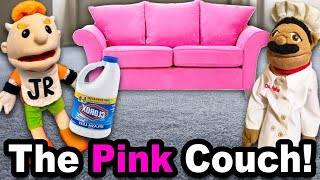 SML Movie: The Pink Couch!