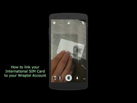 Activating International SIM Card on Android