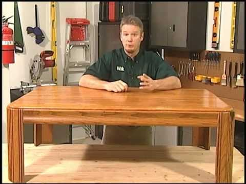 Do-it-Yourself : Wood Furniture Restoration