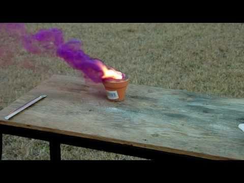 Science Short: Aluminum & Iodine