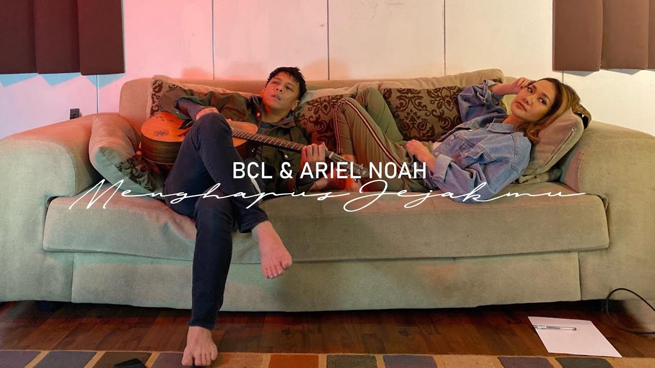 Download Bunga Citra Lestari & Ariel NOAH - Menghapus Jejakmu MP3 Gratis