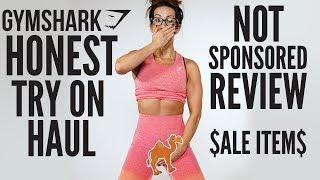 Download GYMSHARK HONEST Try On Haul Review | Not Sponsored #GYMSHARK Sale Items Video
