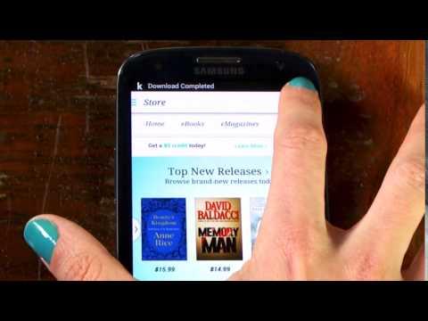 Kobo Tips: Buying eBooks on Android