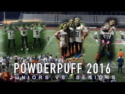 Powderpuff 2016 (Juniors vs. Seniors)