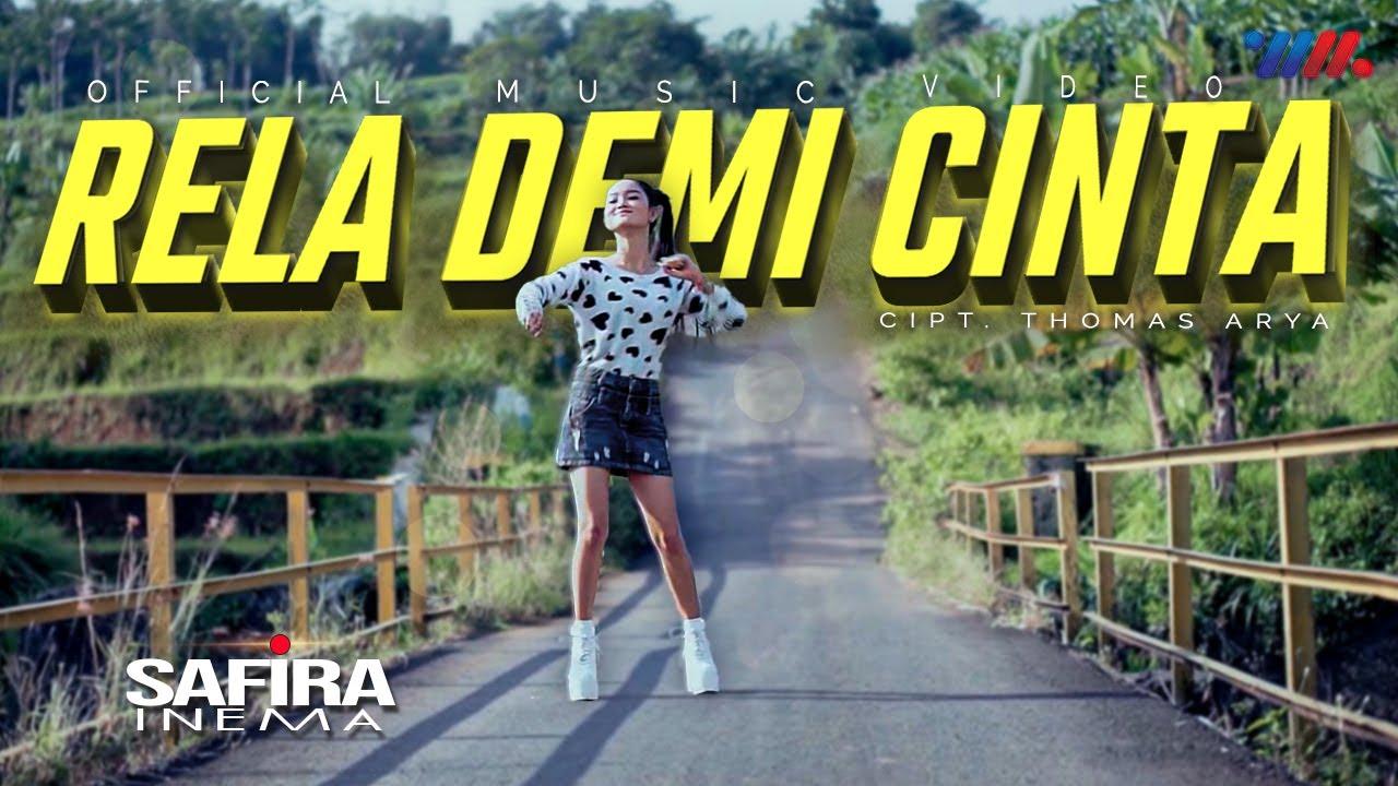 Safira Inema - Rela Demi Cinta | Dj Bentor Full Bass
