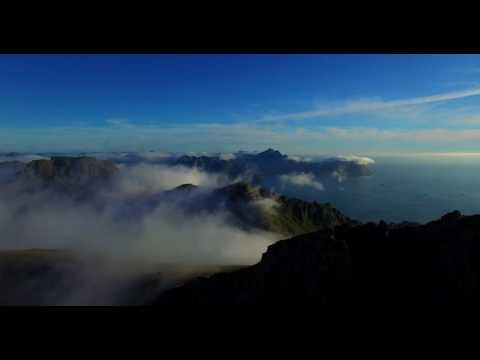 The Mysterious Fog - 4K Drone Video