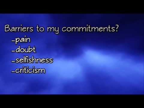 No Fear Living - 3. Overcoming the Fear of Commitment