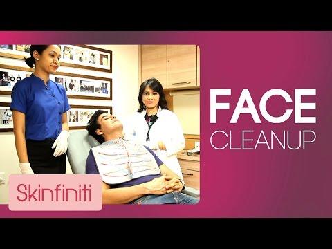 Face Cleanup | Skincare | Skinfiniti With Dr.Jaishree Sharad
