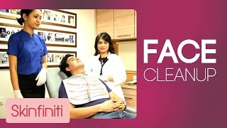 Face Cleanup | Skincare | Skinfiniti With Dr.Jaishree Sharad