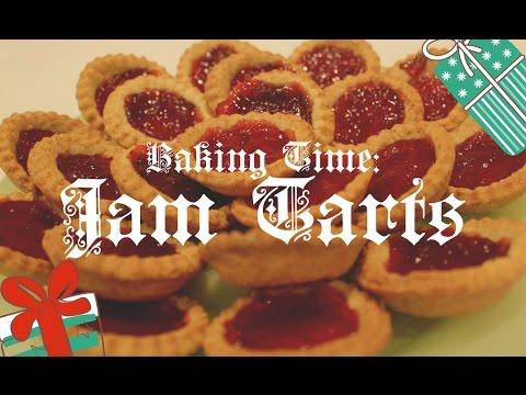 Baking time: Jam Tarts