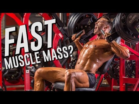 Can You Build Lean Muscle Mass FAST... Yes or No?