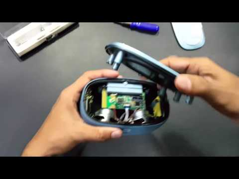How to Disassemble  Bluetooth Speaker