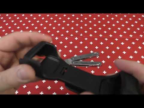 Update!....New Victorinox Belt Holder For The Swisstool X ....Update!