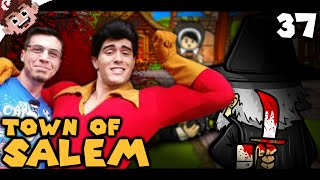 MY BEST GAME! (The Derp Crew: Town of Salem - Part 37)