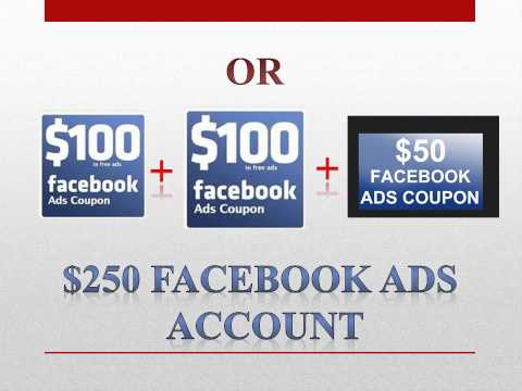 $100 facebook ad coupon