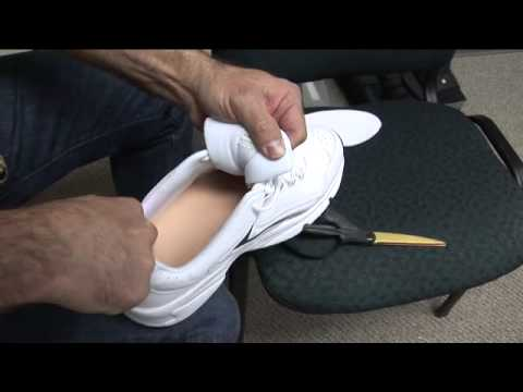 How to Fit & Trim Your Custom Orthotics
