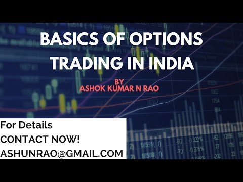 Basics of Options Trading in India - Learn with Intraday Nifty Options Trading Course in India
