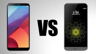 LG G5 Vs. LG G6 - 14 Reasons to Upgrade