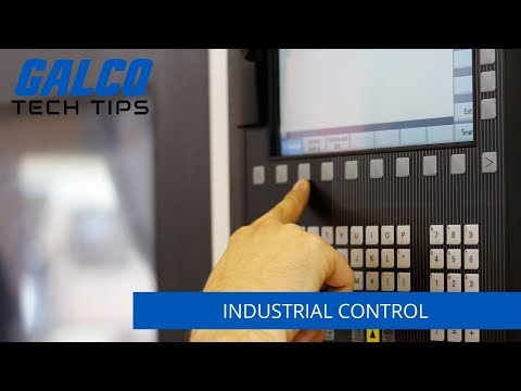What is Industrial Control? - A Galco TV Tech Tip