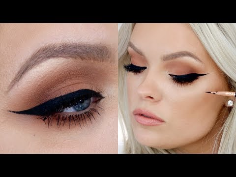 How To Apply Eyeliner - Hacks, Tips & Tricks for Beginners!