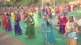 Marwar Utsav ghoomer jodhpur 23 oct 2018 by Khatri Videos