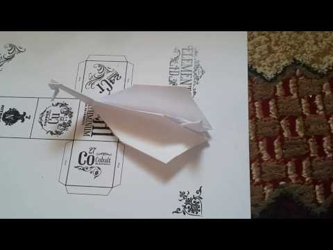 How to make Michael's message duck from prison break series (origami)