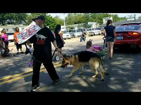 Kalamazoo Memorial Day Parade 2018
