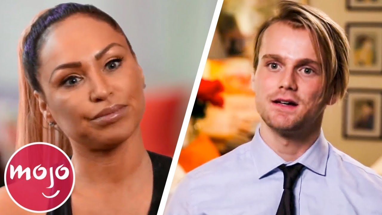 Top 10 Worst 90 Day Fiancé Couples