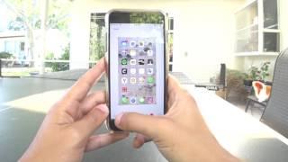 iOS 11 - Screenshot Video on iPhone