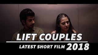 LIFT COUPLES (SEX)  latest Hindi hot Short Films/Movies 2018