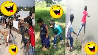 Download Baby funny Very Funny 2018 Try Not To Laugh new funny Warsy comedy Video