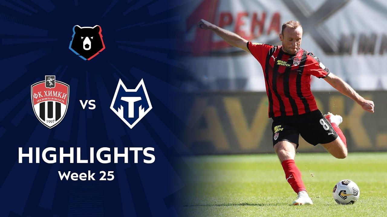 Highlights FC Khimki vs FC Tambov (1-0) | RPL 2020/21