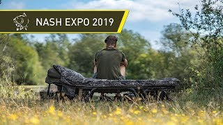 NEW PRODUCTS!! - Nash Tackle Expo 2019