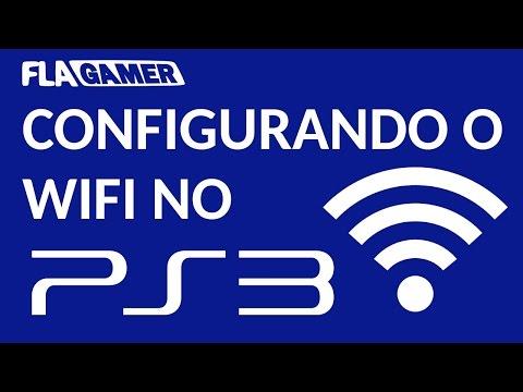 Flagamer S02E05 - Configurando rede wi-fi no ps3