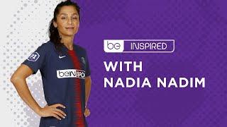 ناديا نديم في حوار خاص وشيق مع قائدة المنتخب النيوزيلندي سابقا ربيكا سميث