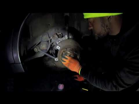 How To Test Rear Wheel Hub And replace on 2011 Nissan Altima