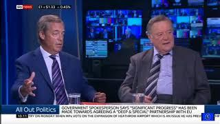 Brexit fallout: Airbus project fear or reality Nigel Farage vs Ken Clarke