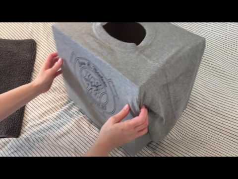 DIY How To Make A Cat Bed