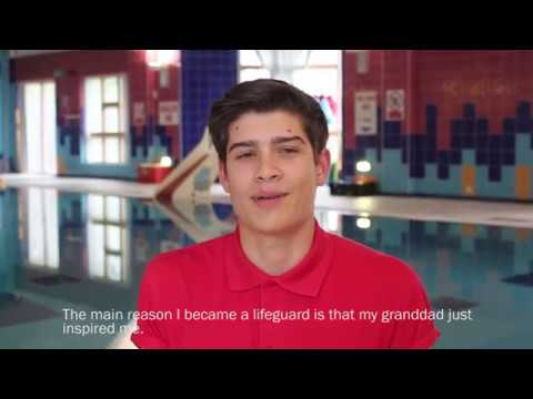 Make a Splash - be a Keech volunteer lifeguard