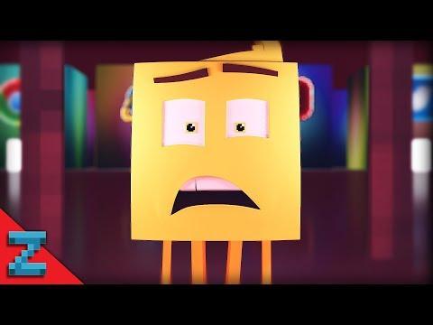 THE EMOJI MOVIE IN MINECRAFT! (Minecraft Animation)- Parody