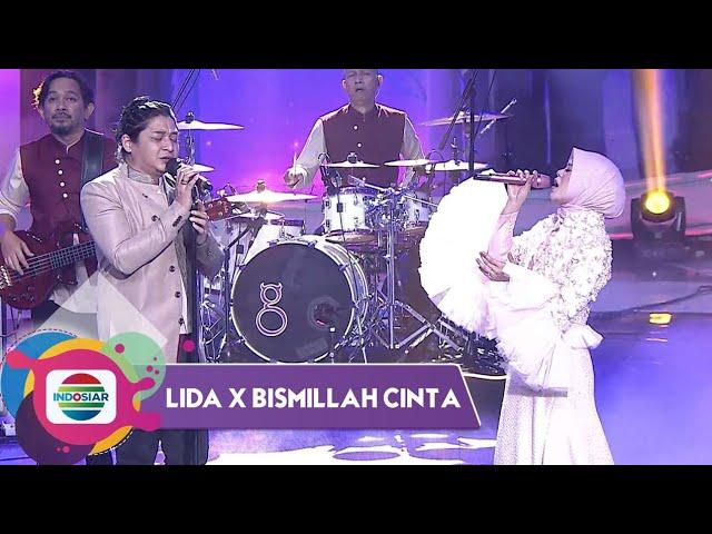 "Download Percaya Pada Cinta!! Ungu Feat Lesti DA ""Bismillah Cinta"" | Konser LIDA Bismillah Cinta MP3 Gratis"