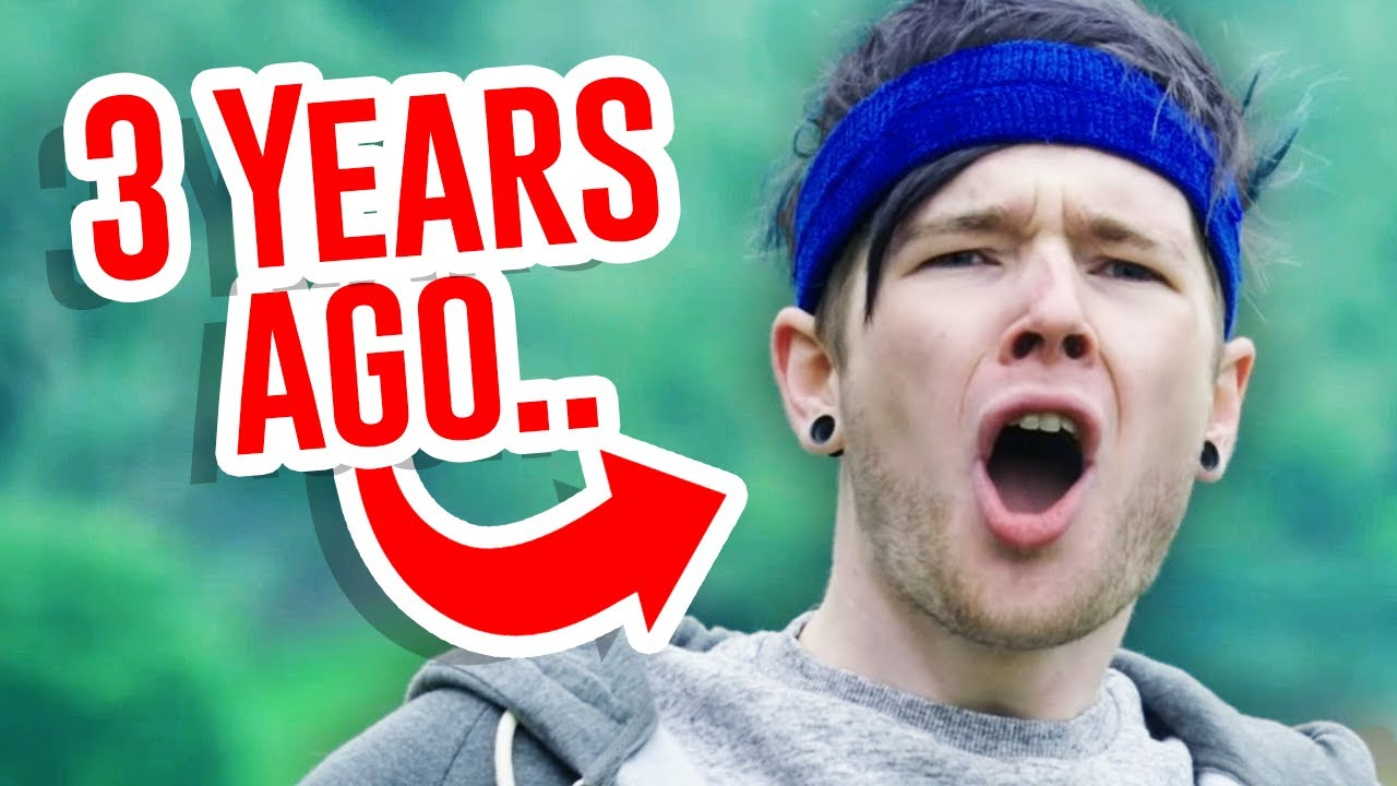 Reacting to my Old YouTube Series...