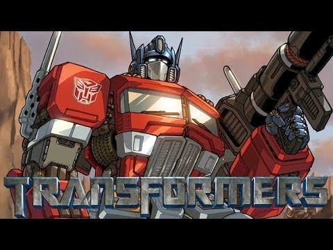 Transformers: The Game - G1 Optimus Prime Skin