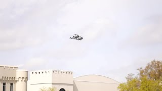 Operational Testing of the Presidential Replacement Helicopter - The Citadel
