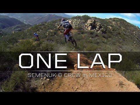 Brandon Semenuk GoPro Downhill Run with Luca Cometti